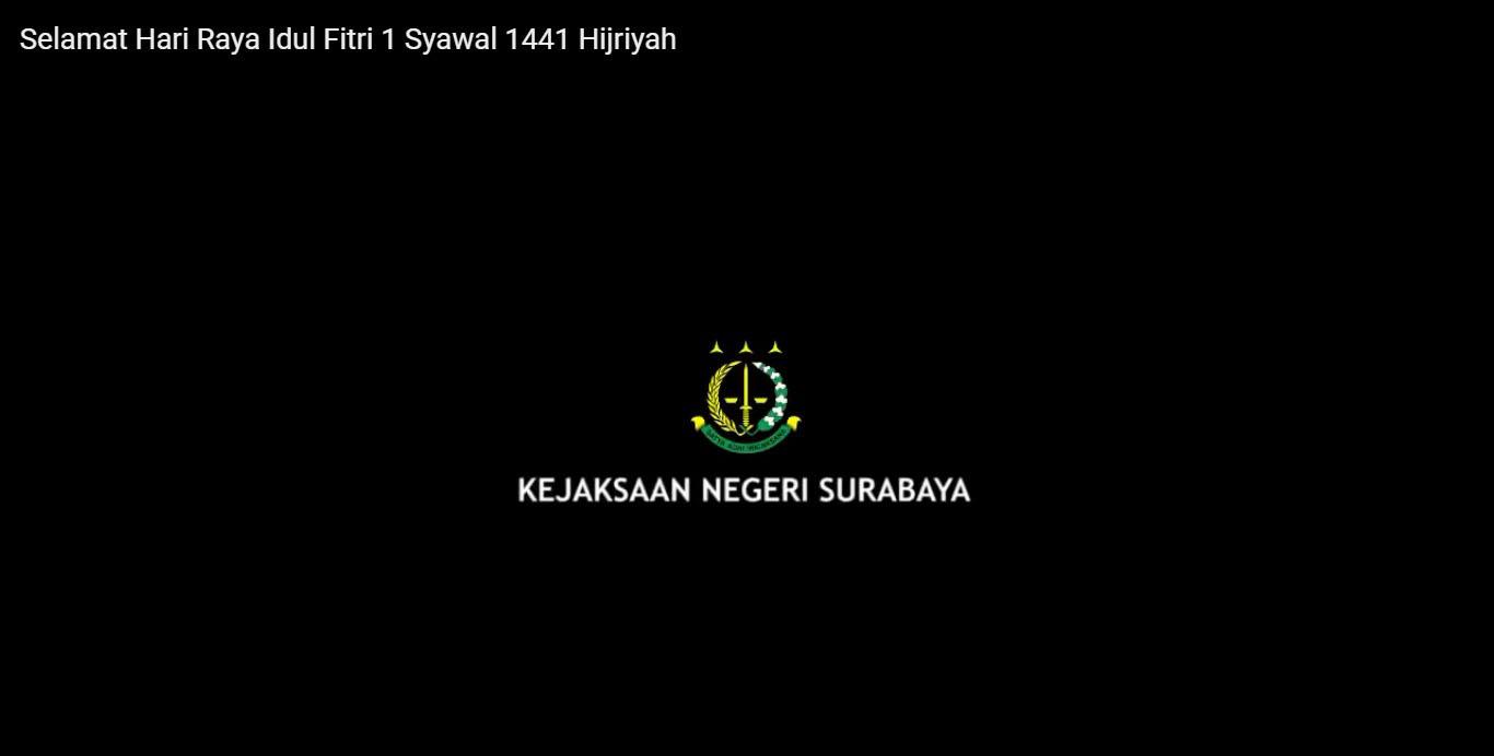 SELAMAT HARI RAYA IDUL FITRI 1 SYAWAL 1441 HIJRIYAH. 23-05-2020